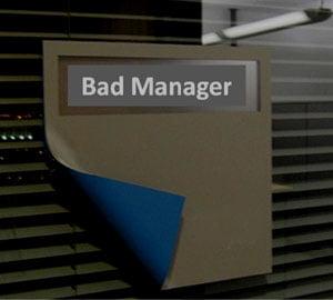 Business Adviser: Daca seful este atent la pile, pierde examenul de manager