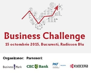 Business Challenge: Dinamizarea sectorului IMM-urilor si provocarile antreprenoriatului