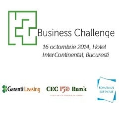Business Challenge, despre dinamizarea sectorului IMM si provocarile antreprenoriatului