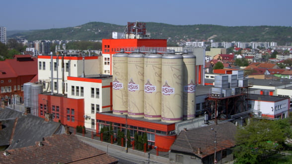 Buzau: Investitii de peste 90 milioane de euro in modernizarea fabricii URSUS de la Buzau