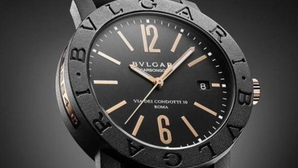 Bvlgari Bvlgari Carbon Gold, un etalon al elegantei in lumea ceasurilor de lux