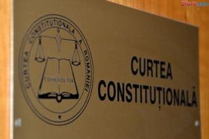 CCR discuta sesizarea lui Iohannis asupra modificarilor aduse Legii privind organizarea judiciara