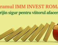 CEC Bank are la dispozitie aproape 2 miliarde de lei pentru credite prin programul IMM Invest