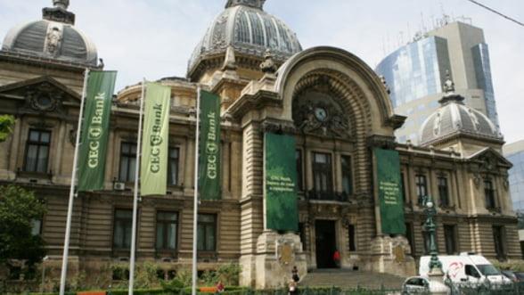 CEC Bank reduce dobanzile la creditele pentru firme de la 1 martie