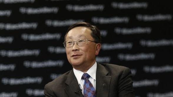 CEO BlackBerry: As vinde BBM la acelasi pret cu WhatsApp