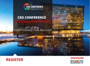 CEO CONFERENCE 2019 - A PLACE TO BE