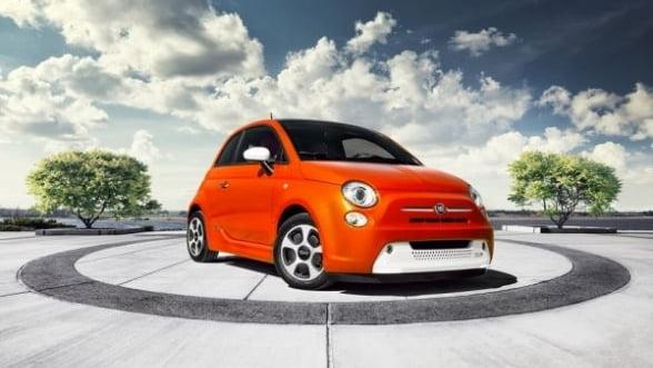 CEO Fiat: Nu cumparati modelul 500 electric