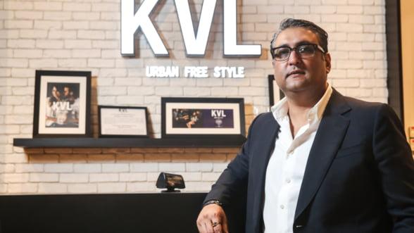 CEO-ul KVL, la momentul schimbarii: Romanii sunt foarte exigenti
