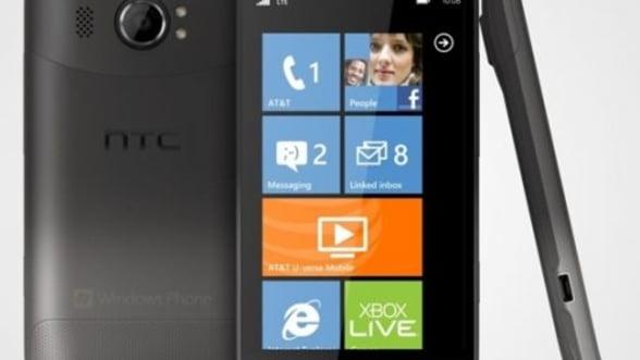 CES 2012: HTC a lansat un smartphone cu camera foto de 16 megapixeli