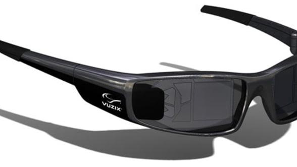 CES 2012: Ochelarii prin care poti naviga pe Internet