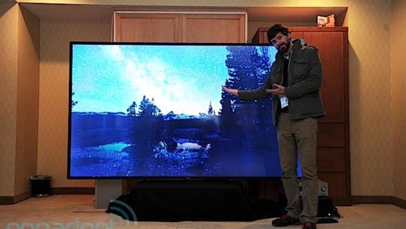 CES 2013: Cel mai scump televizor costa cat un penthouse in Germania