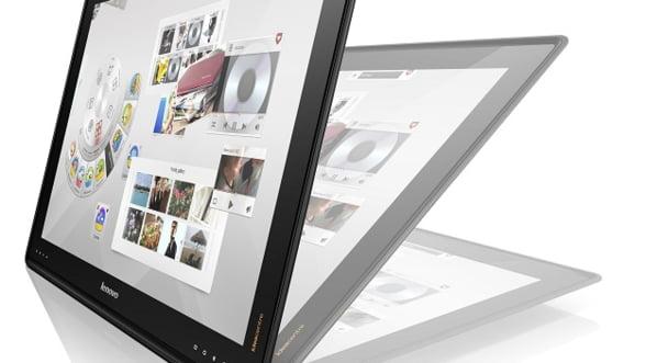 CES 2013: Lenovo a lansat o tableta uriasa, cu ecran de 27 inci
