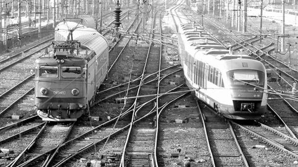 CFR Calatori a anulat 213 trenuri din cauza viscolului