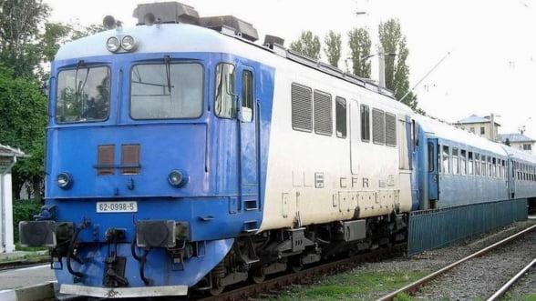 CFR a inchiriat 3 linii de cale ferata Transferoviar Grup