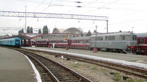 CFR scoate la licitatie din nou zece sectii de cale ferata