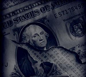 CIFRELE NU MINT: America da faliment - analist american