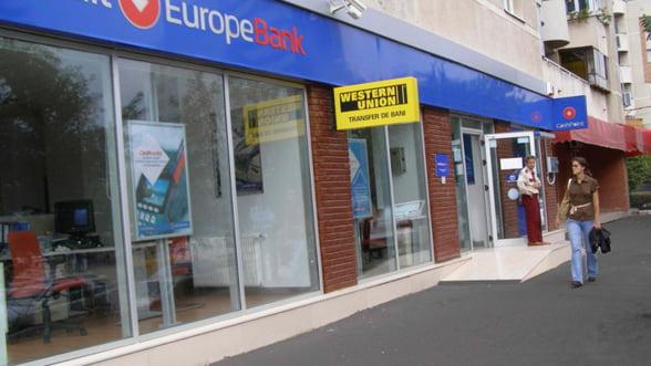 CLAUZE ABUZIVE. Credit Europe Bank nu are emotii la primul proces