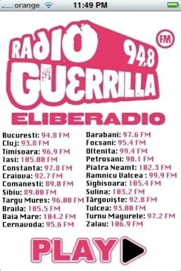 CNA: Licentele Radio Guerrilla, retrase