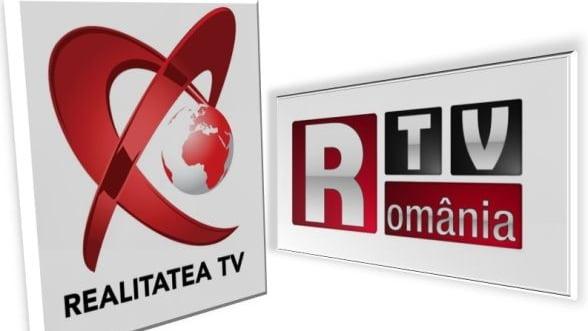 """CNA va atentiona oficial Romania TV pentru a nu mai utiliza sigla """"RTV"""""""