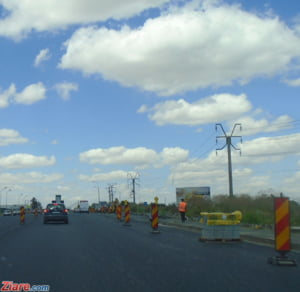 CNAIR sustine ca in buget sunt prevazute sumele necesare pentru autostrada Comarnic-Brasov si centura Capitalei