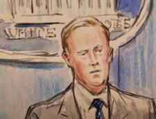CNN trimite un desenator la Casa Alba, dupa ce Spicer a interzis camerele de filmat