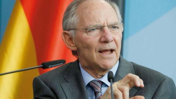 CRIZA DIN CIPRU. Ministrul german de finante, inflexibil inaintea reuniunii Eurogrupului