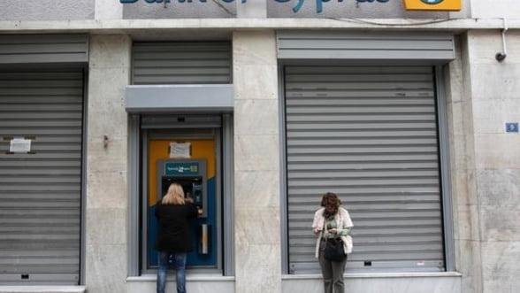 CRIZA DIN CIPRU: Presedintele Bank of Cyprus si-a dat demisia UPDATE