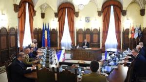 CSAT se reuneste azi pentru a discuta despre programul de aparare al Uniunii Europene