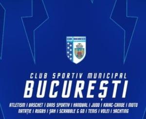 CSM Bucuresti, buget urias din bani publici: 70 de milioane de lei de la Primaria Capitalei