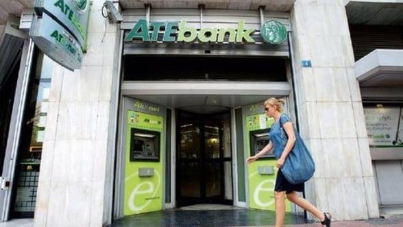 Cabat: Tranzactia Piraeus Bank - ATE Bank, fara efecte in buzunarul romanilor