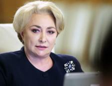 Cabinetul Dancila se reuneste in sedinta joi, ultima zi a sesiunii extraordinare a Parlamentului