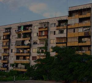 Caderea imobiliara va continua dupa terminarea crizei