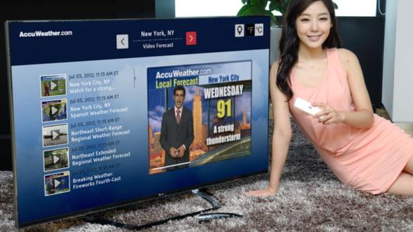 Cadouri de Craciun: Sugestii de televizoare HD