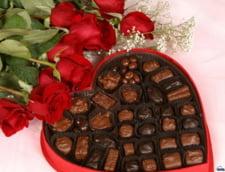 Cadouri deosebite pentru ea: De Dragobete, ofera-i un buchet de ciocolata