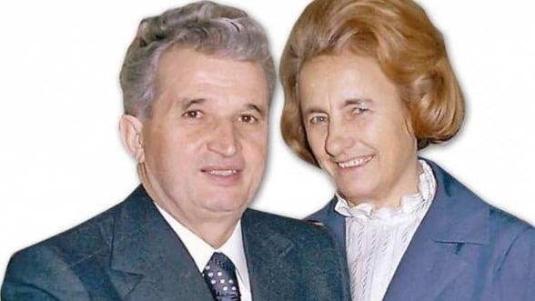 Cadouri luxoase primite de cuplul Ceausescu, scoase la licitatie