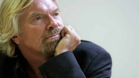 Calatoria in spatiu a miliardarului Richard Branson, difuzata in direct de NBC