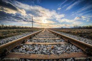 Calea ferata Bucuresti-Otopeni va fi gata pentru EURO 2020: Trenul va face 16 minute