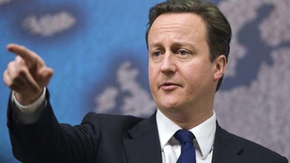 Cameron: Londra si-ar putea creste contributia la FMI