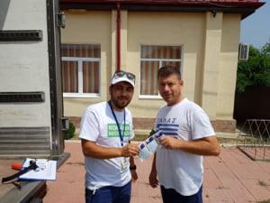Campania Romania Recicleaza a ajuns la Izvoru Berheciului