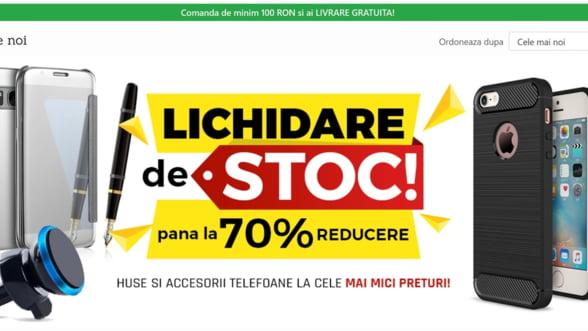 Campanie promotionala magPhone: huse telefoane cu pana la 70% discount