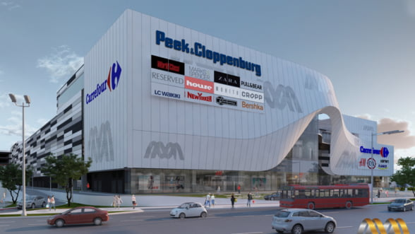 Cand se deschide mall-ul de langa Arena Nationala