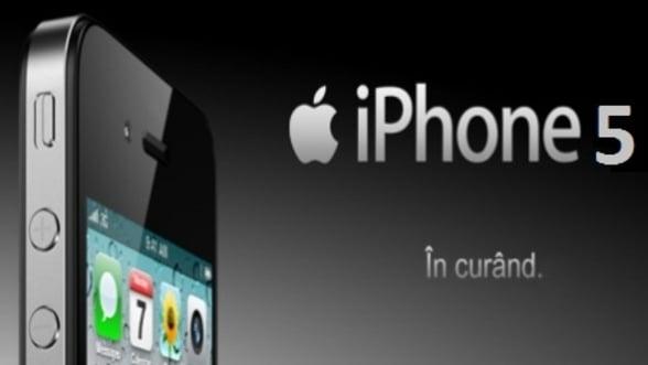 Cand vine iPhone 5 in Romania: Ce spun operatorii de telefonie