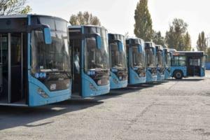Cand vor circula in Bucuresti primele autobuze aduse din Turcia