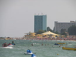 Canicula aduce profit: Turistii au cheltuit 12 milioane de euro pe litoral in weekend