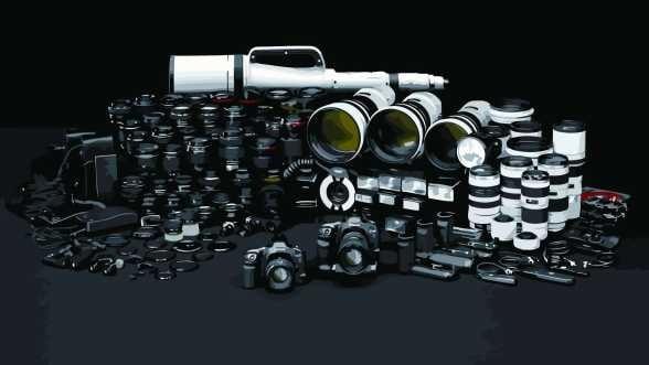 Canon: Piata locala a aparatelor foto digitale va scadea in acest an cu pana la 25%