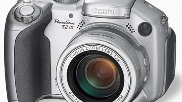 Canon: profit in scadere cu 750 de milioane de dolari in ultimul an