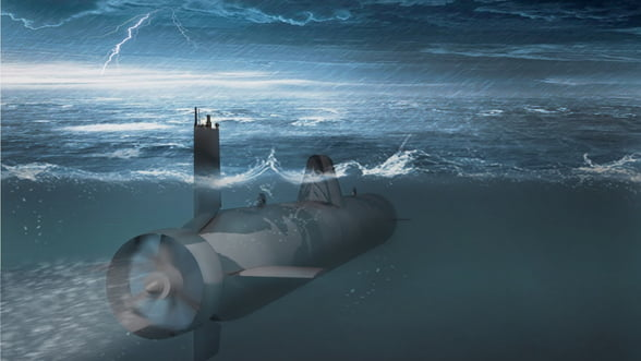 Capcana din adancuri: Rusii construiesc o drona care imita submarinele nucleare NATO