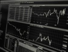 Capitalizarea Bursei de Valori la Bucuresti a scazut cu 14 miliarde de lei, pana joi