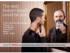 "Caravana de recrutare ""Enter the Bosch World"" demareaza in Cluj-Napoca"