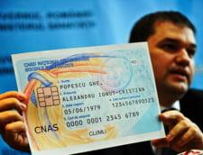 Cardul de sanatate are buget de 24 mil. de euro in 2013